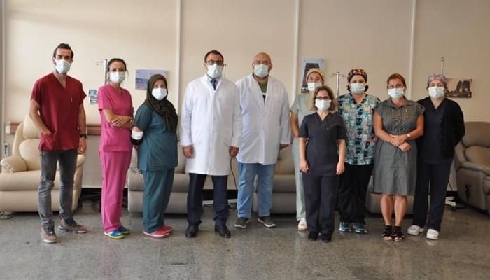 Çanakkale Devlet Hastanesi Kemoterapi Ünitesi Yeni Yerinde Hizmette