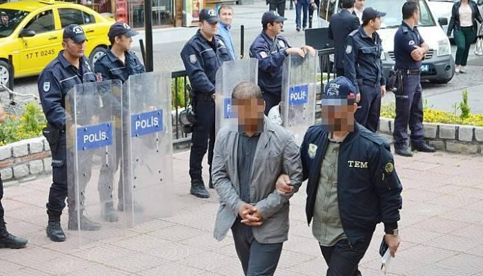 Gözaltına alınan 12 Kişiden 8'i Adliyeye çıkarıldı