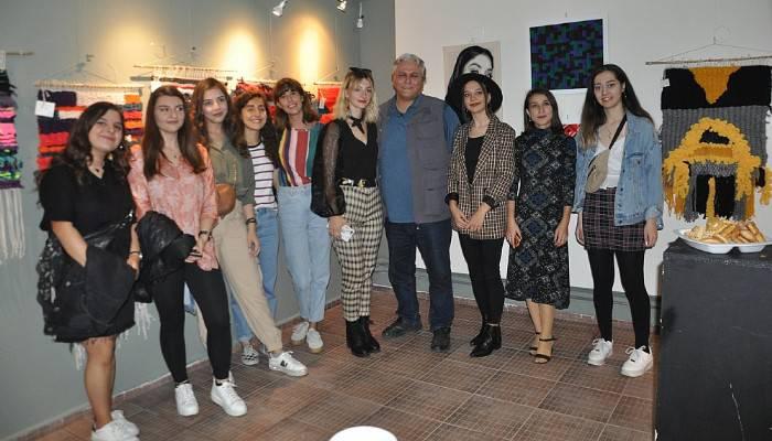 5'nci Lif Sanatından Korelatlar Sergisi açıldı