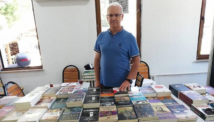 Türkan Saylan'da imza günleri ve kitap festivali düzenlendi