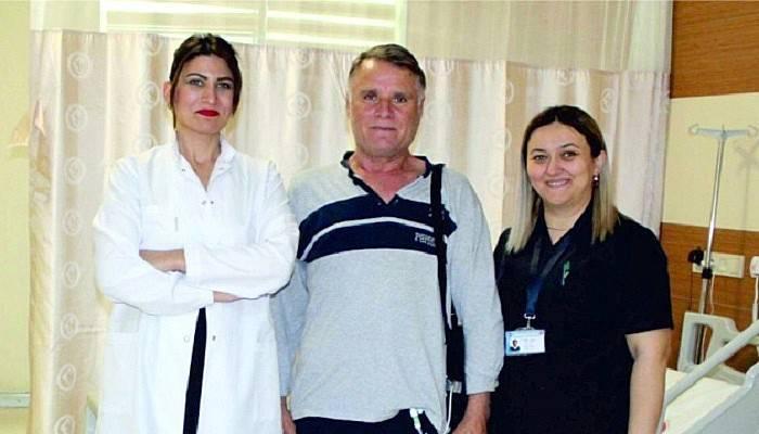 Parkinson hastaları 'Duodopa' tedavisi ile sağlığına kavuşuyor