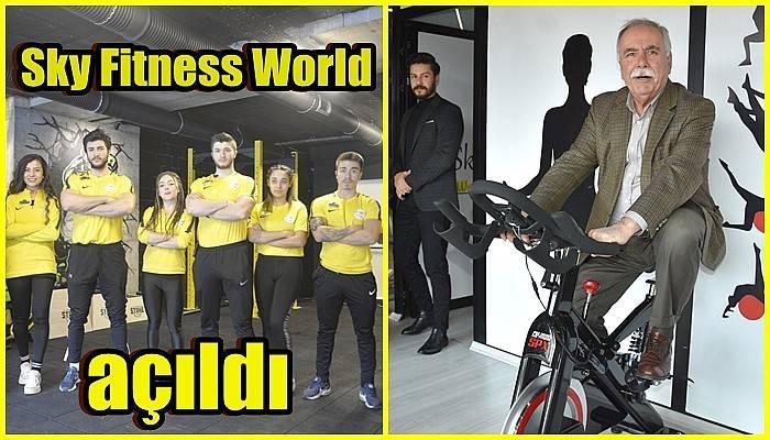 Sky Fitness World açıldı