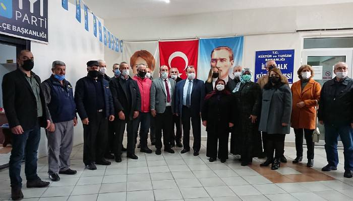 Biga TSO'dan Siyasi Partilere Ziyaret