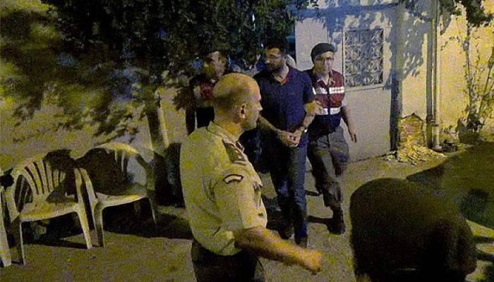 Yakalanan Darbeci Askerler Yargıtay Üyesi'nin Evinden Çıktı