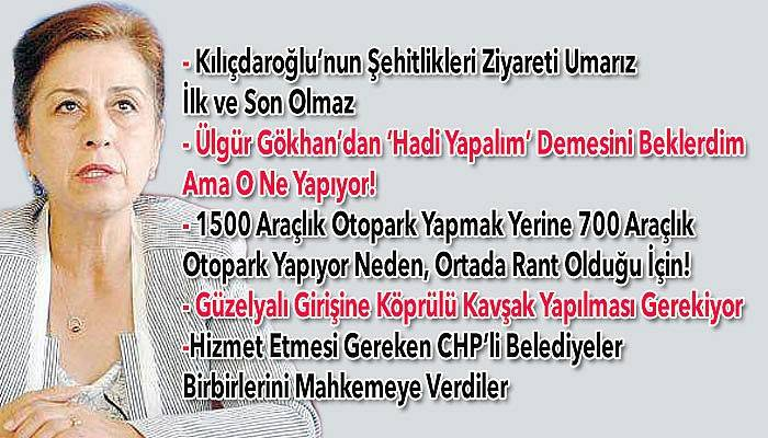 AK Partili Ömercioğlu, Belediye Meclisinde esti gürledi!