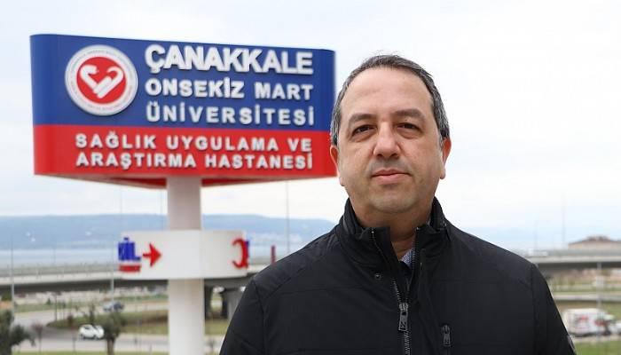 Doç. Dr. Alper Şener: Türkiye sağlık alanında öncü ülke olmaya en ciddi adaydır
