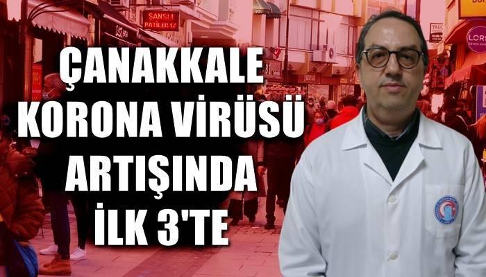 Prof. Dr. Şener: 'Bence bu durumda birinci sebebi varyant virüsün daha yaygın olması, ikinci sebep ise insan davranışları' (VİDEO)