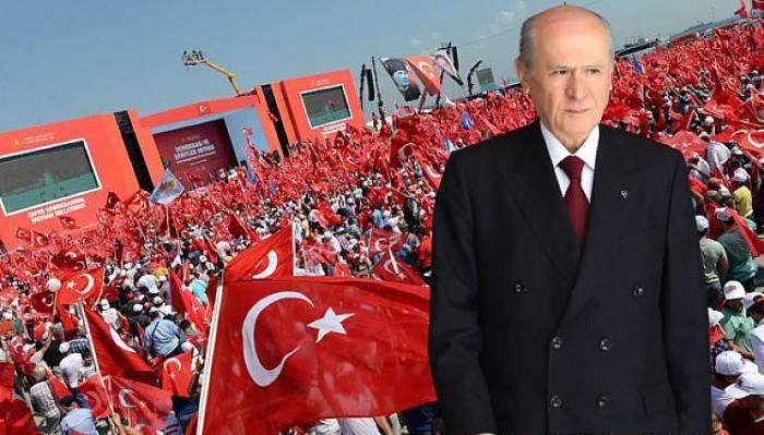 Eski Başkandan 'Bahçeli' Vurgusu: