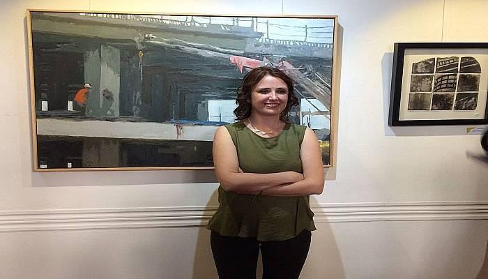 'Troya'da Güzelin İzinde' Sanatseverlerle Buluştu (VİDEO)