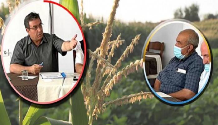 Kooperatif Başkanları ve Muhtarlara Tarım Projeleri Hakkında Bilgiler Verildi
