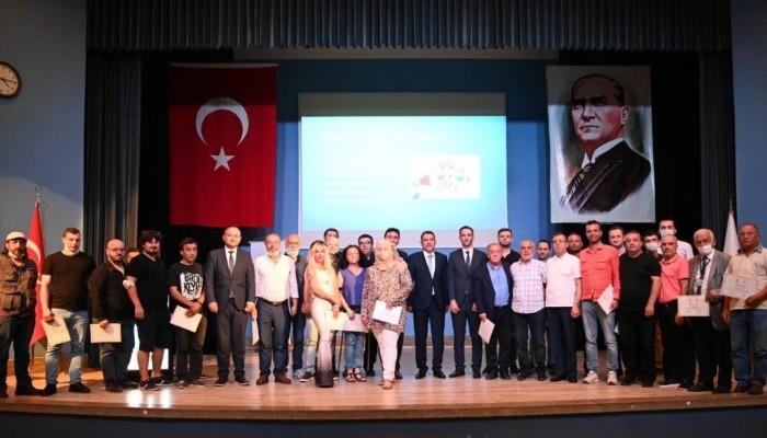 Balıkesir'de 'Yazılı Basında Reklamcılığın Geliştirilmesi' Eğitimi