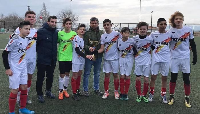 Biga Adaspor Çanakkale Şampiyonu Oldu