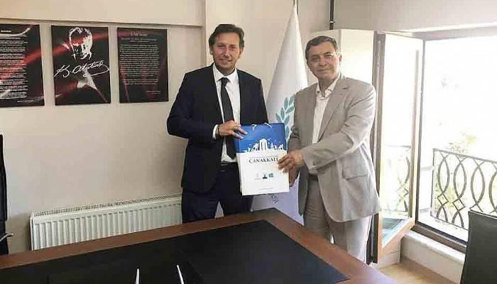 Kültür ve Turizm Müdüründen ÇARO'ya Ziyaret