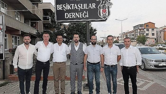 Biga Beşiktaşlılar Derneğinde Seçim Yapıldı