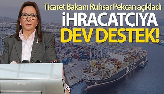 Türk Eximbank'dan İhracatçıya 380 milyon Euroluk yeni kaynak