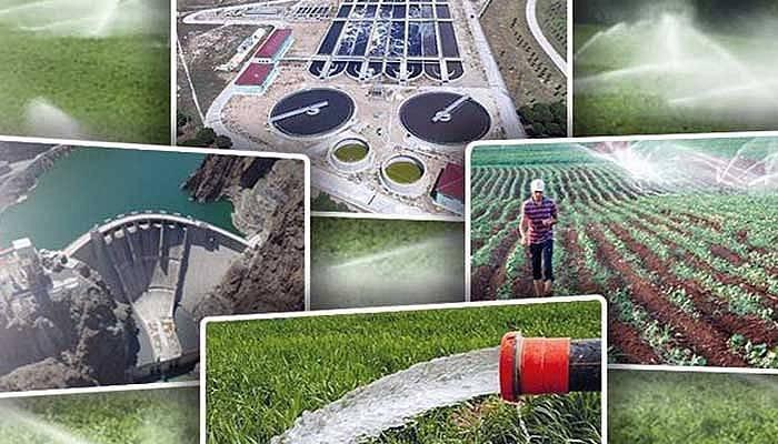"""""""2021'i su ve sulama yatırımlarında hamle yılı ilan ettik"""""""