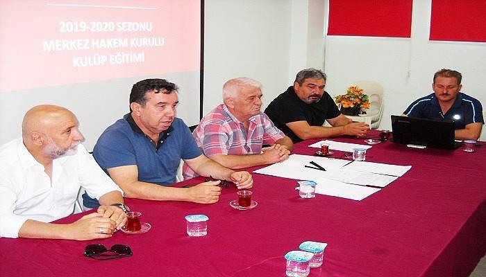 2019-2020 Sezonu Amatör Liglerin Fikstürü Çekildi