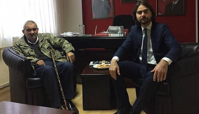 MHP İl Başkanı Yıldırım'ın acı günü