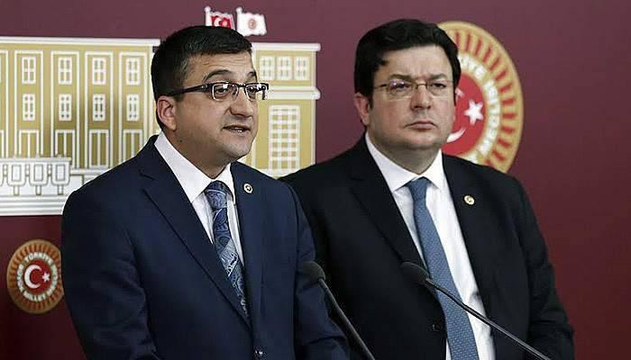 CHP'li vekillerden Başbakan Yardımcısı Kaynak'a mektup