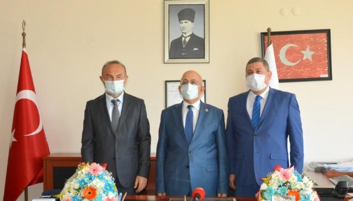 ÇOMÜ Tıp Fakültesi Dekanlık Devir Teslim Töreni Gerçekleşti