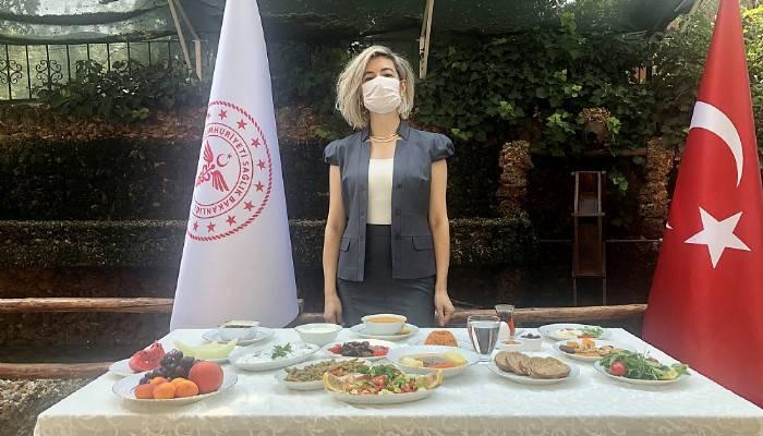 Sağlık Bakanlığından 'Sağlıklı Bayram Sofrası' Önerisi