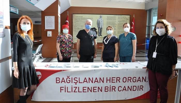 'Organ bağışı bir nevi mirastır'