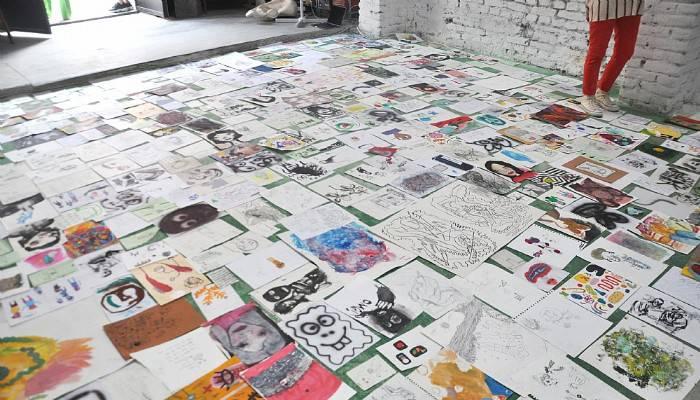 Bilemezsin' adlı resim sergisi açıldı