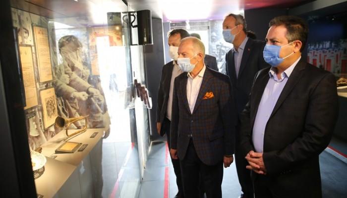 Çanakkale Savaşları Mobil Müzesi Bayrampaşada
