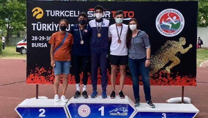 BİGA'NIN GURURU TÜRKİYE 3.SÜ