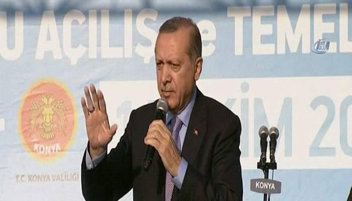 Cumhurbaşkanı Erdoğan: Koalisyon güçlerine katılmakta kararlıyız