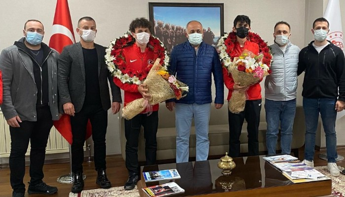 Çanakkale'ye okçuluk branşında Avrupa şampiyonluğu getirdi