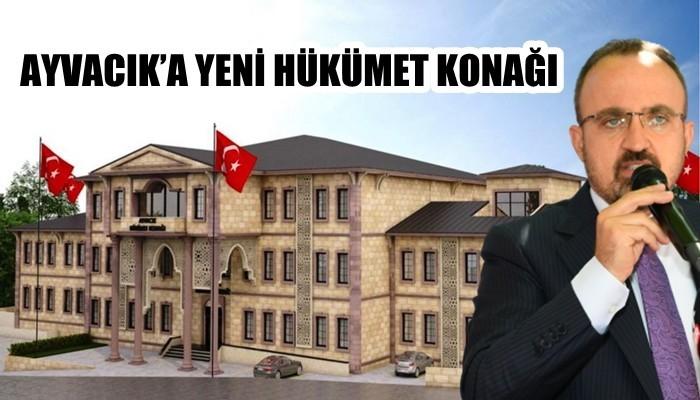 'ÇANAKKALE'MİZDE YENİLENMEYEN KAMU BİNASI BIRAKMAMAKTA KARARLIYIZ'