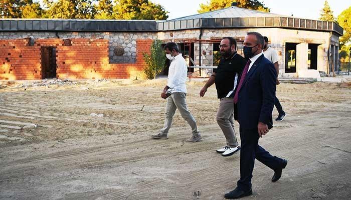 """""""Çanakkale Teknopark Teknoloji Üssü Olma Yolunda"""""""