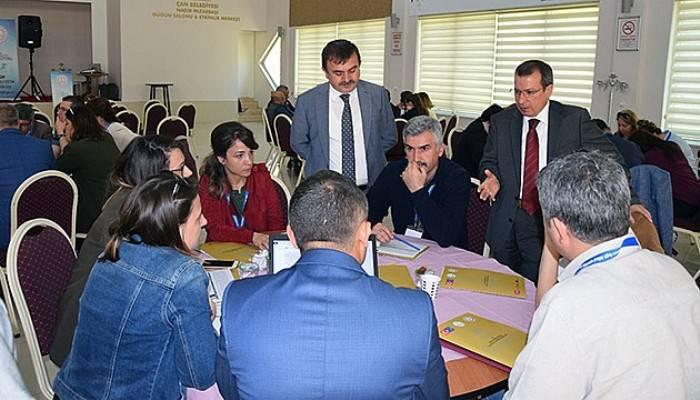 Eğitim çalıştayında '2023 Eğitim Vizyonu' ele alındı
