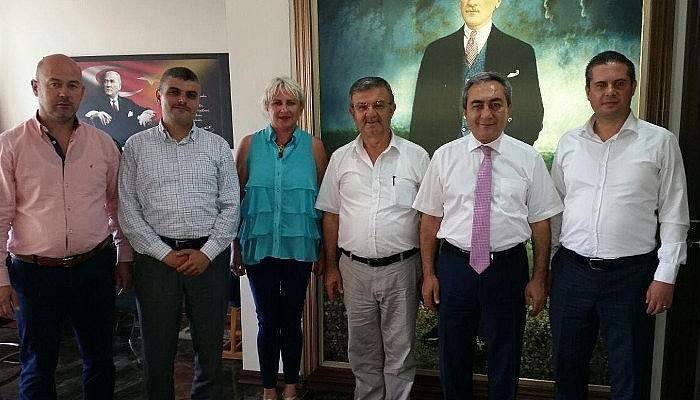 AK Parti'den Emniyet ve Gazilere Ziyaret