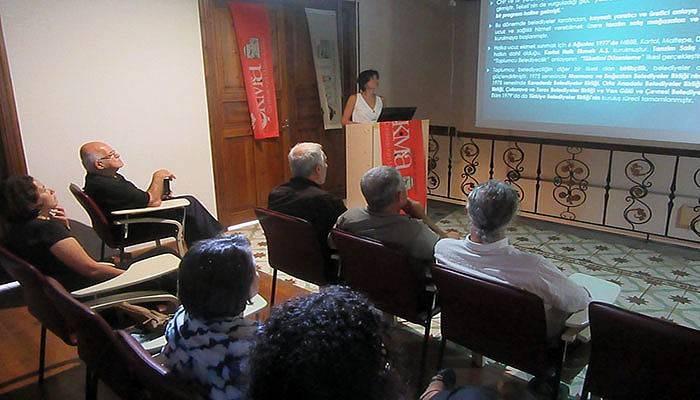 Çanakkale'de 'Reşat Tabak Dönemi' konuşuldu