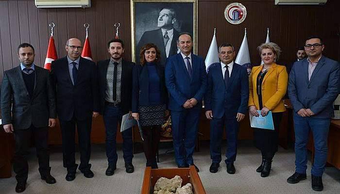 Kosovalı akademisyenler Çanakkale'de