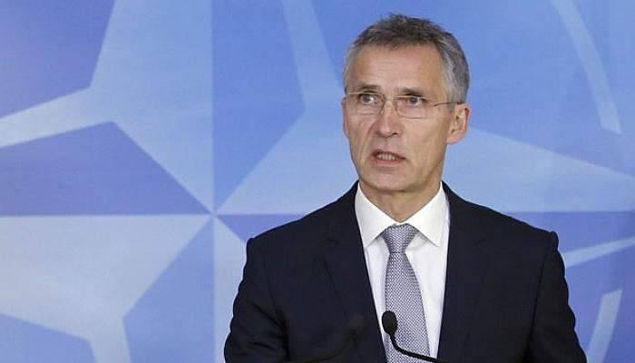 Stoltenberg: '2 hafta içinde NATO gemileri ve uçakları orta Akdeniz'de olacak'