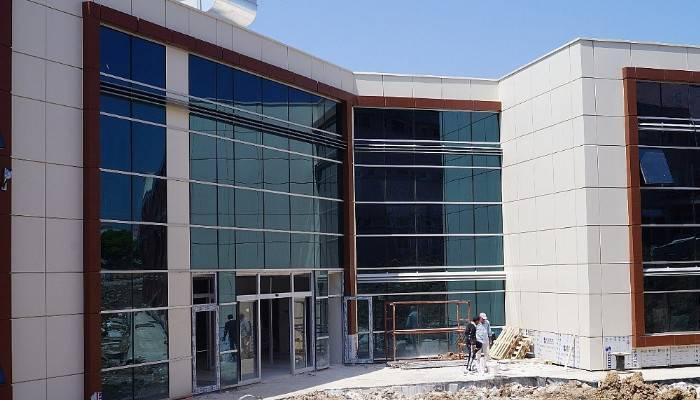 Biga Devlet Hastanesi Tamamlanmak Üzere