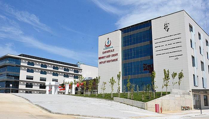 Hastane 30 Ekim'de hizmete girecek
