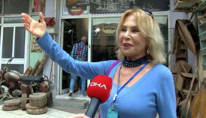 Nurhan Damcıoğlu: Ben daha ölmedim, göreceksiniz (VİDEO)