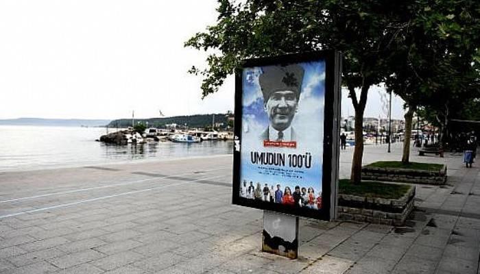 Çanakkale Belediyesi, 19 Mayıs kutlaması hazırlıklarını tamamladı