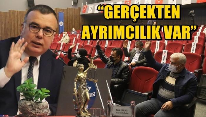 Kepez Meclisi'nde 'Belediyelere Ayrımcılık' Tartışması!