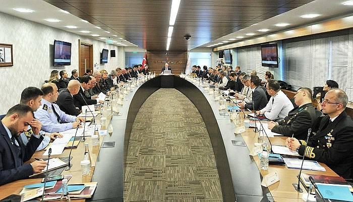 18 Mart Törenleri Koordinasyon Toplantısı Yapıldı