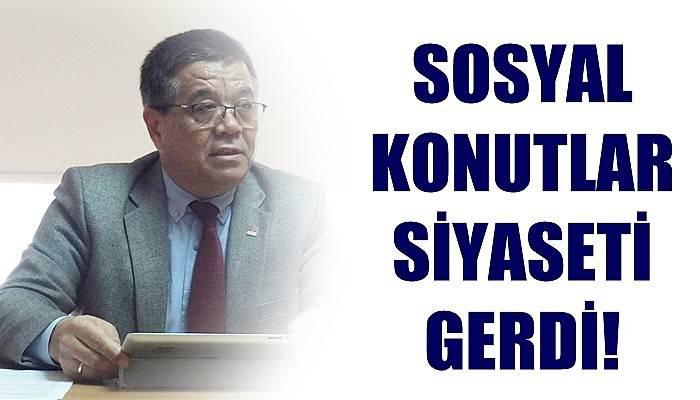 Sosyal Konutlar Siyaseti Gerdi!