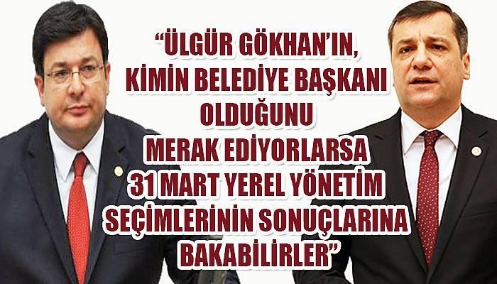 CHP'li vekillerden Ülgür Gökhan'a ortak açıklamayla destek!