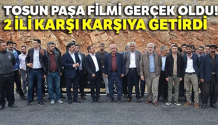 Tosun Paşa filmindeki yeşil vadi sahnesi gerçek oldu