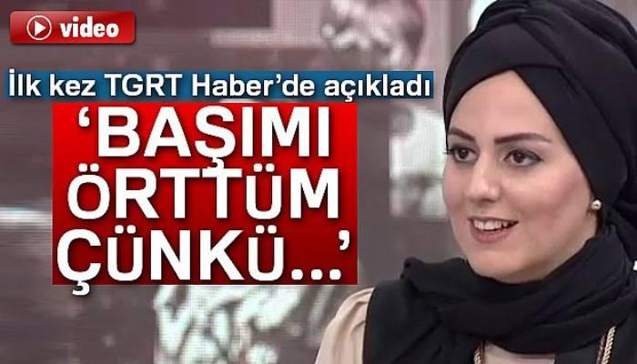Nilhan Osmanoğlu, ilk kez ekrana 'Tesettür'le katıldı!