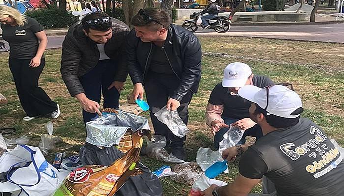 Barınak Gönüllüleri Etkinliklerine Başladı