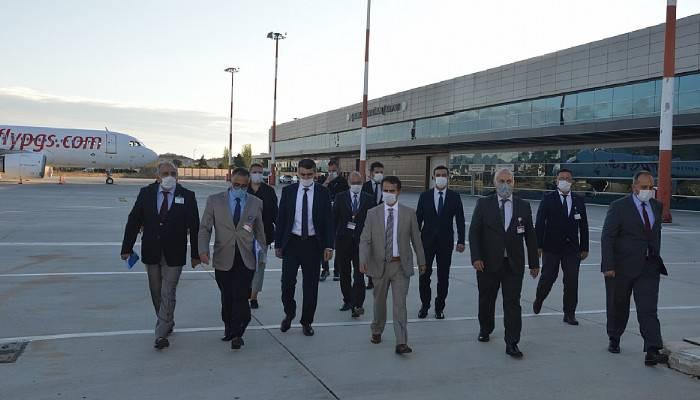 Havalimanı Güvenlik Toplantısı Yapıldı